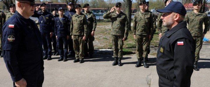 Świnoujście. Zawody Zespołów Obrony Przed Bronią Masowego Rażenia 8.FOW.