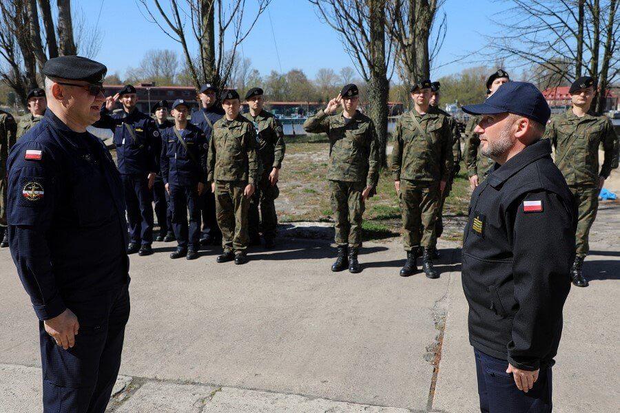 Świnoujście. Zawody Zespołów Obrony Przed Bronią Masowego Rażenia 8.FOW