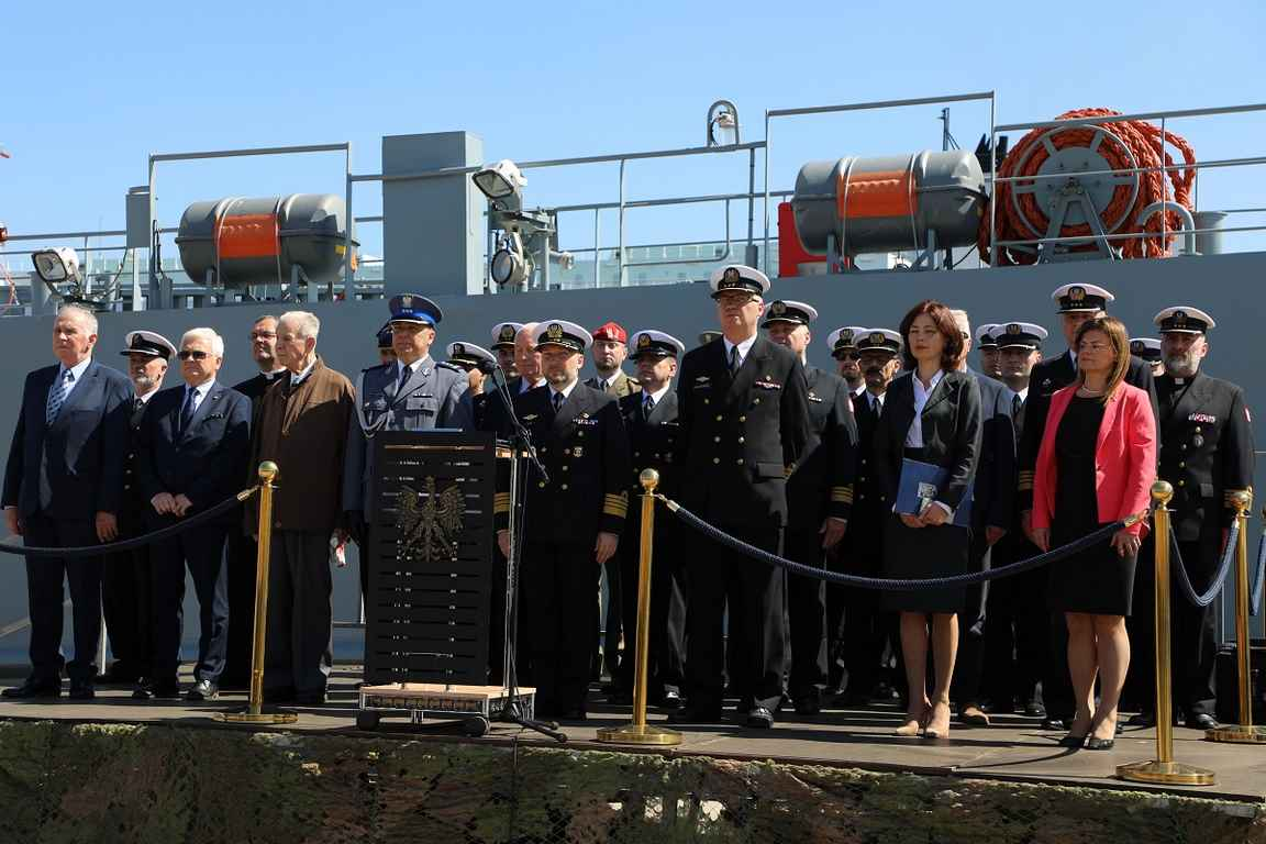 Świnoujście. 54 lata 8. Flotylli Obrony Wybrzeża (fotogaleria)
