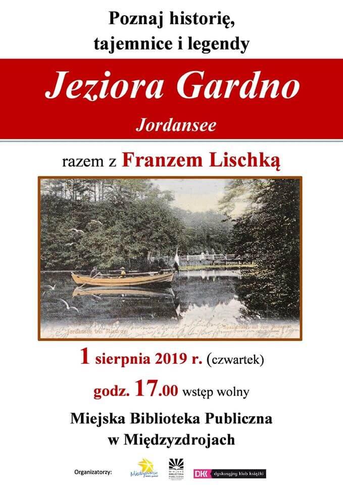Spotkanie w bibliotece miejskiej w Międzyzdrojach.
