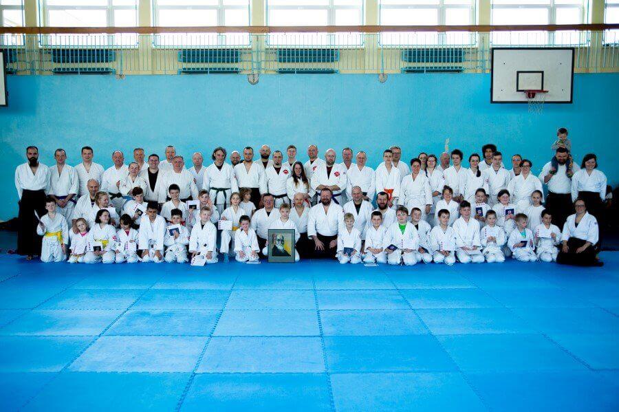 W sobotę w świnoujskim Klubie Aikido Cuore odbył się inauguracyjny straż aikido