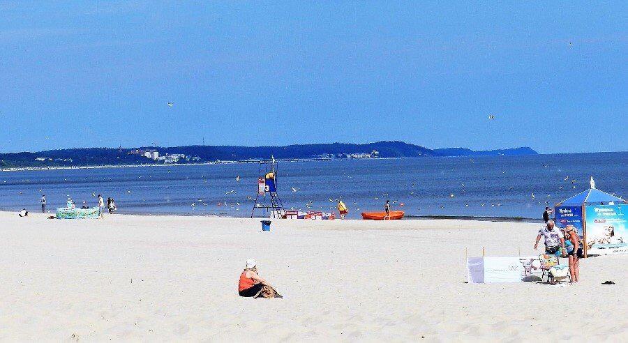 Ranking polskich plaż. Najlepsza w Świnoujściu