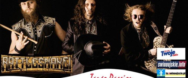 Świnoujście. Rattlesnake - koncert w Kawiarni Tango Passion Cafe Club