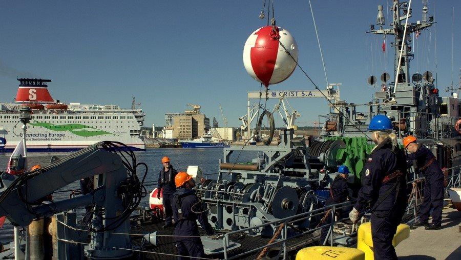 8. Flotylla Obrony Wybrzeża w ćwiczeniu DRAGON-19 (fotogalerie)