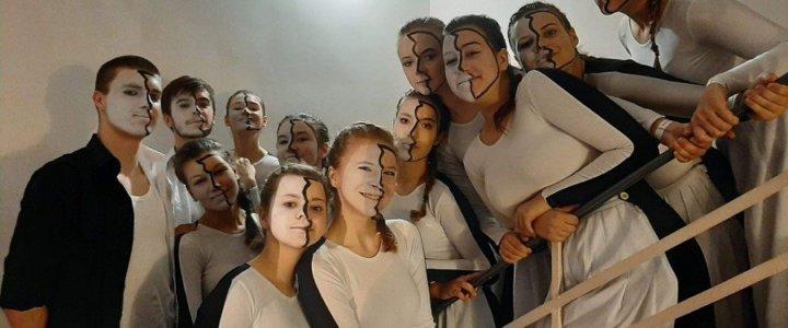 Zespół Piosenki i Ruchu Tarantule oraz Zespół Tańca Ludowego w Gryficach w Moskwie - dzień II.