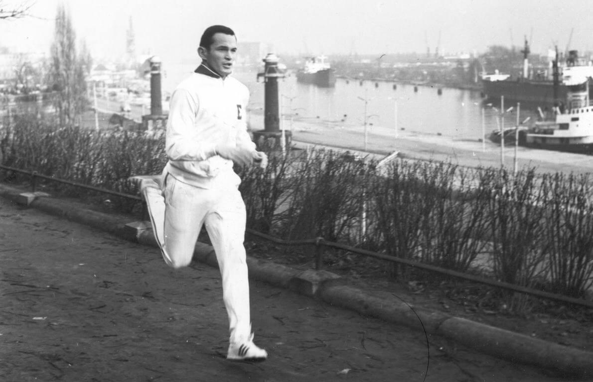 Środa z historią Szczecina: Wiesław Maniak – najszybszy biały człowiek świata ze Szczecina