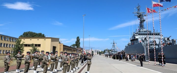 Święto Marynarki Wojennej w Świnoujściu.