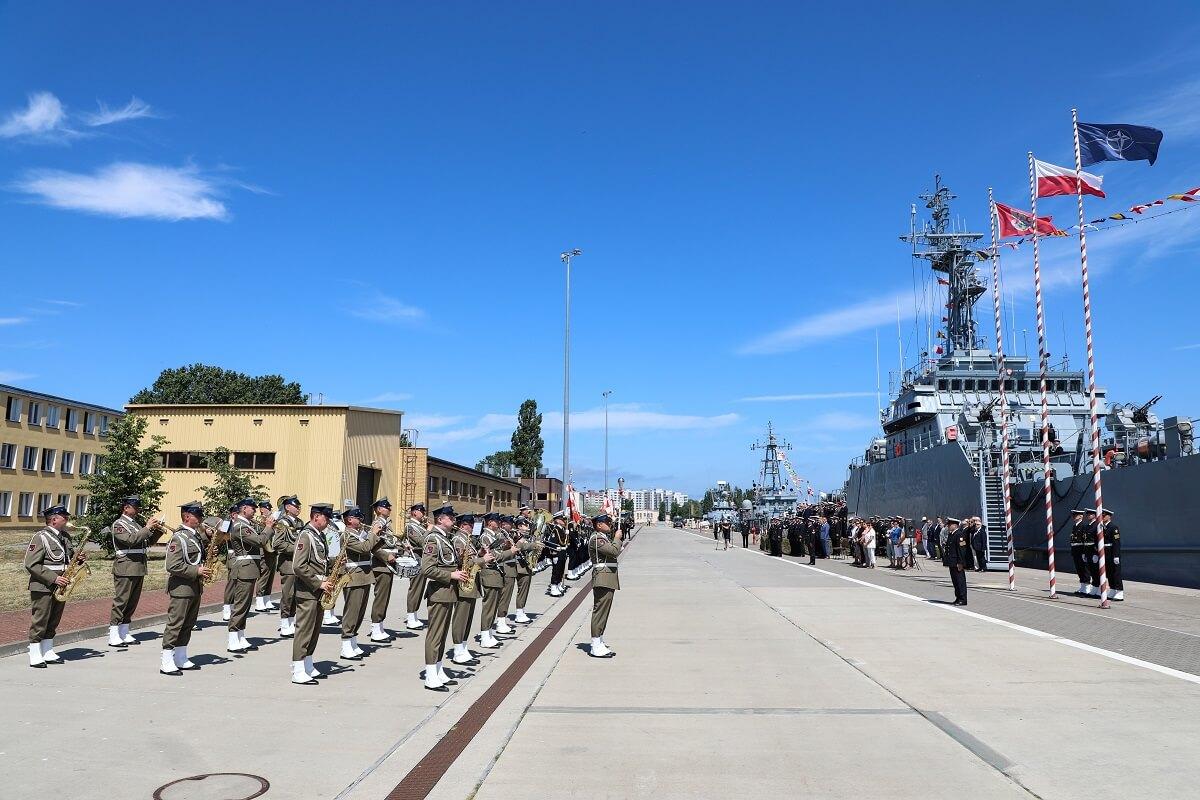 Święto Marynarki Wojennej w Świnoujściu (fotogalerie)