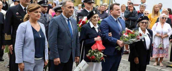 Świnoujście. 75 rocznica wybuchu Powstania Warszawskiego (fotogaleria).
