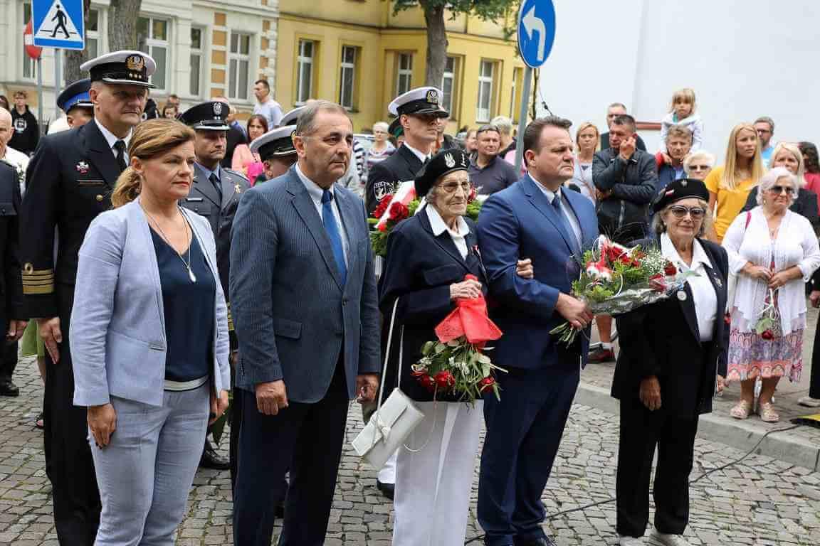 Świnoujście. 75 rocznica wybuchu Powstania Warszawskiego (fotogaleria)