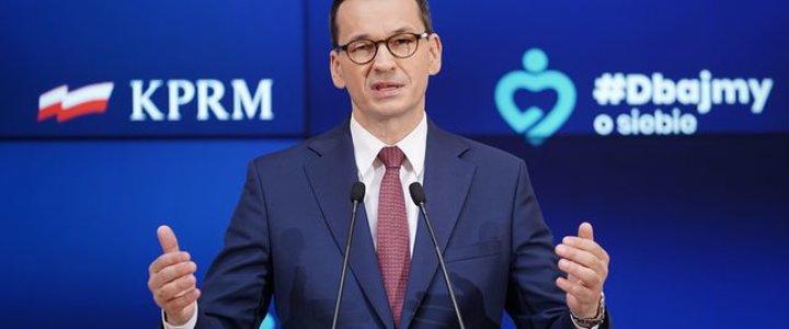 Odmrażanie gospodarki. Polska otworzy granice, rząd podał szczegóły.