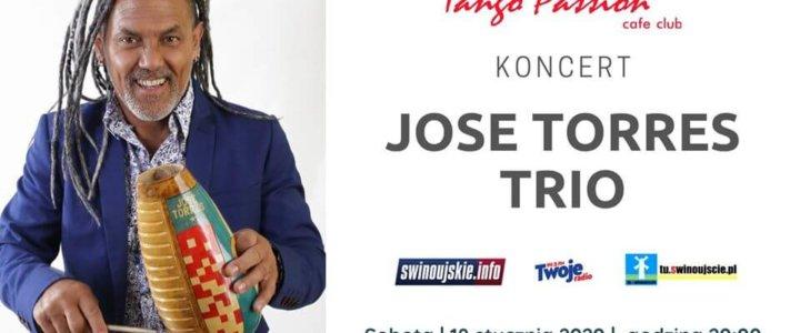 Świnoujście. Jose Torres Trio - koncert w Kawiarni Tango Passion Cafe.