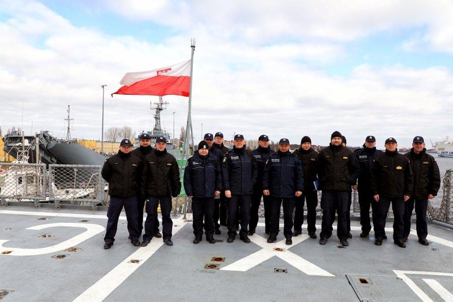 Współpraca 8.FOW z Pomorskim Dywizjonem Straży Granicznej