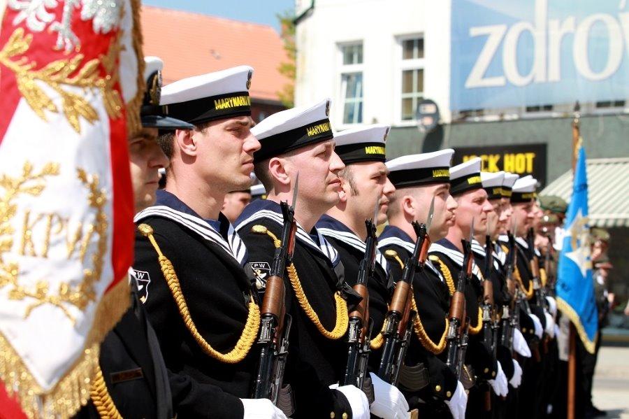Narodowe Święto Niepodległości. Marynarka Wojenna.