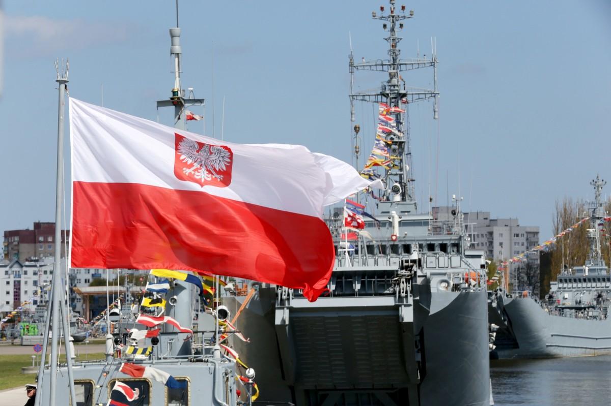 Święto Marynarki Wojennej w Świnoujściu