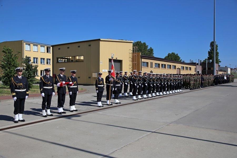 Elewi złożyli przysięgę wojskową