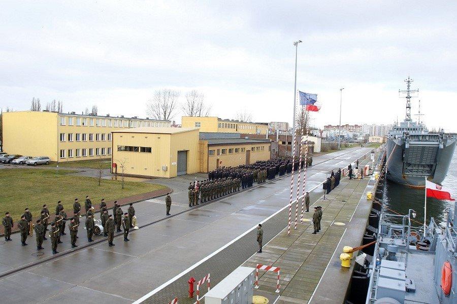 Inauguracja Roku w Porcie Wojennym w Świnoujściu