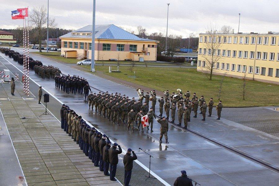 Inauguracja Rokuw Porcie Wojennym w Świnoujściu