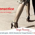 Świnoujście. Tango Practice w Kawiarni Tango Passion Cafe Club.