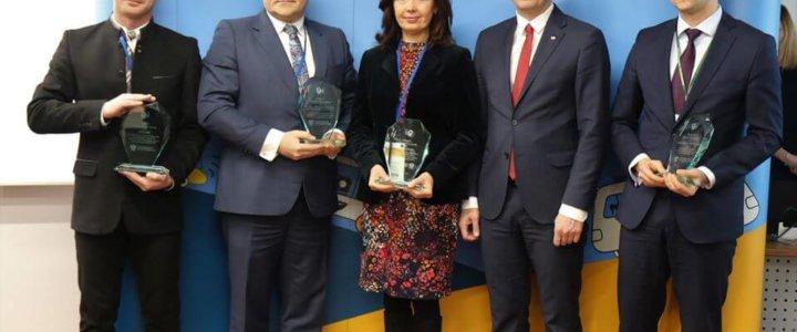Świnoujście. Nasze miasto otrzymało nagrodę Ministra Infrastruktury za najlepszą kampanię lokalną miasta.