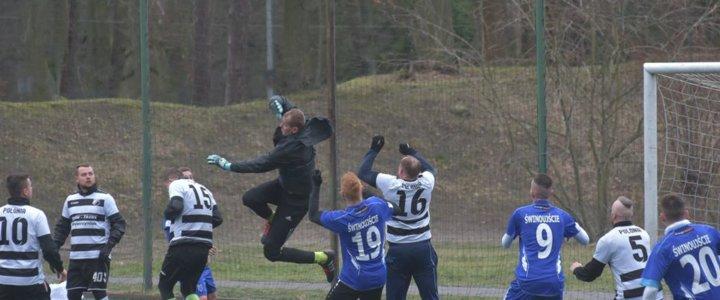 Świnoujście. Frejnik strzelił bramkę! Flota - Polonia Płoty 3-1 (0-1). Z Vinetą w niedzielę.