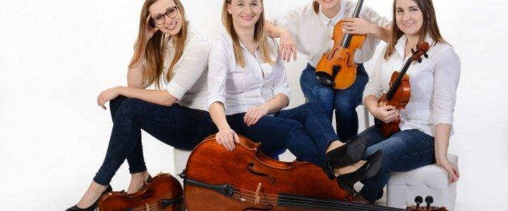 """Gryfickie Lato Muzyczne 2019 - Girls String Band - """"Cztery Pory Roku"""""""