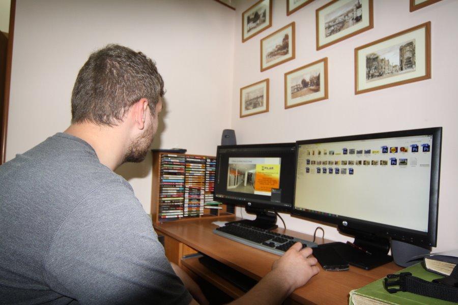 """Projekt """"Akcja Aktywizacja – YEI"""" w Hufcu Pracy w Świnoujściu"""