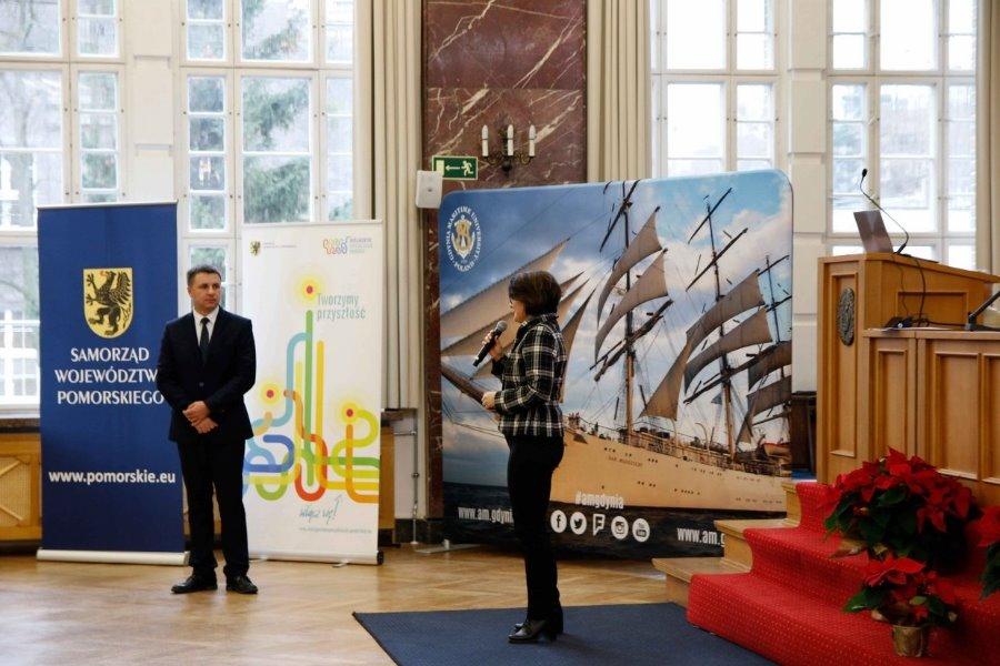 Wsparcie działalności badawczo-rozwojowej w sektorze gospodarki morskiej