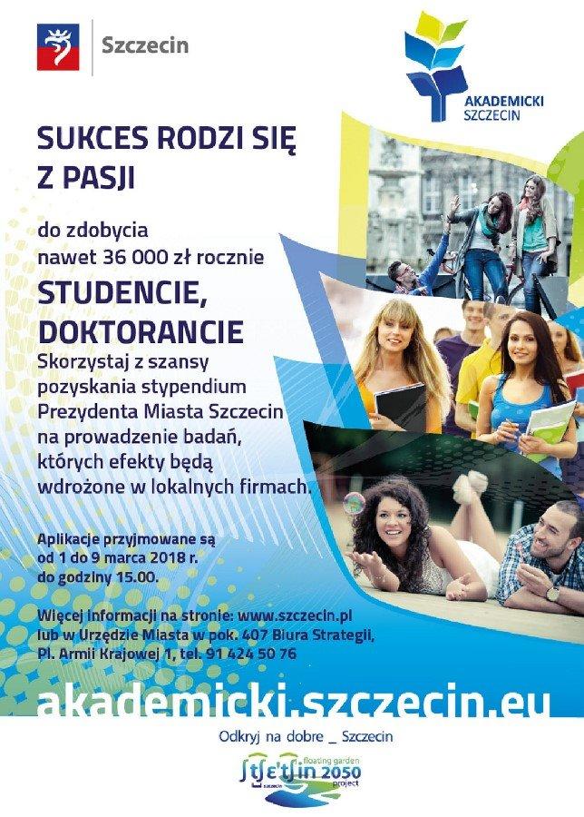 Akademia Morska w Szczecinie. Stypendia od Prezydenta do zdobycia