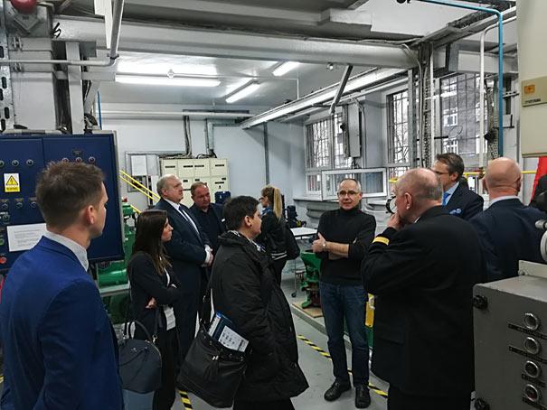 Zielona stocznia w Polsce - spotkanie w Szczecinie