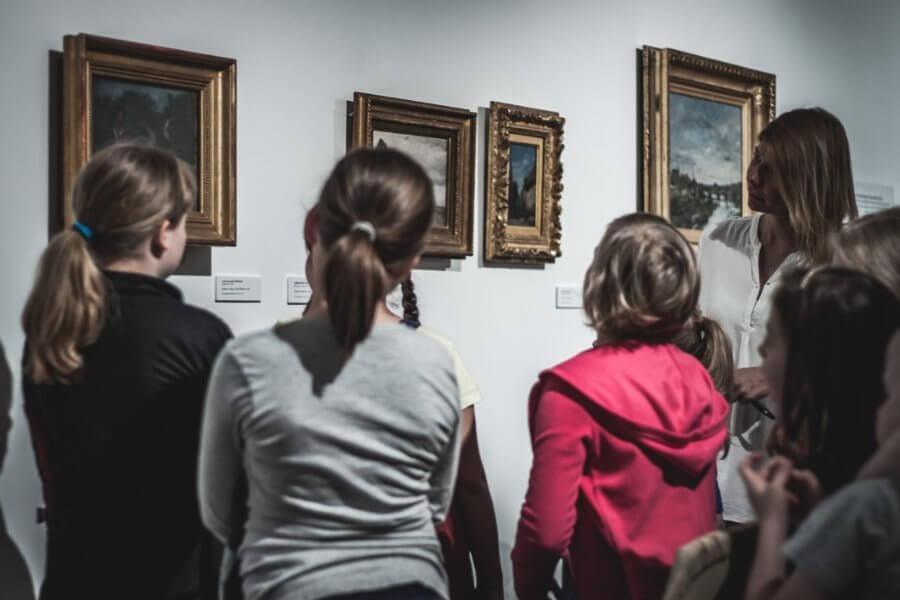 Muzeum Narodowe w Szczecinie. Kalendarium między 24 lutego a 1 marca 2020.
