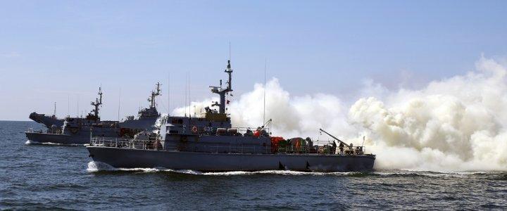 Świnoujście 8.Flotylla Obrony Wybrzeża. Europejski Tydzień Zrównoważonego Rozwoju.