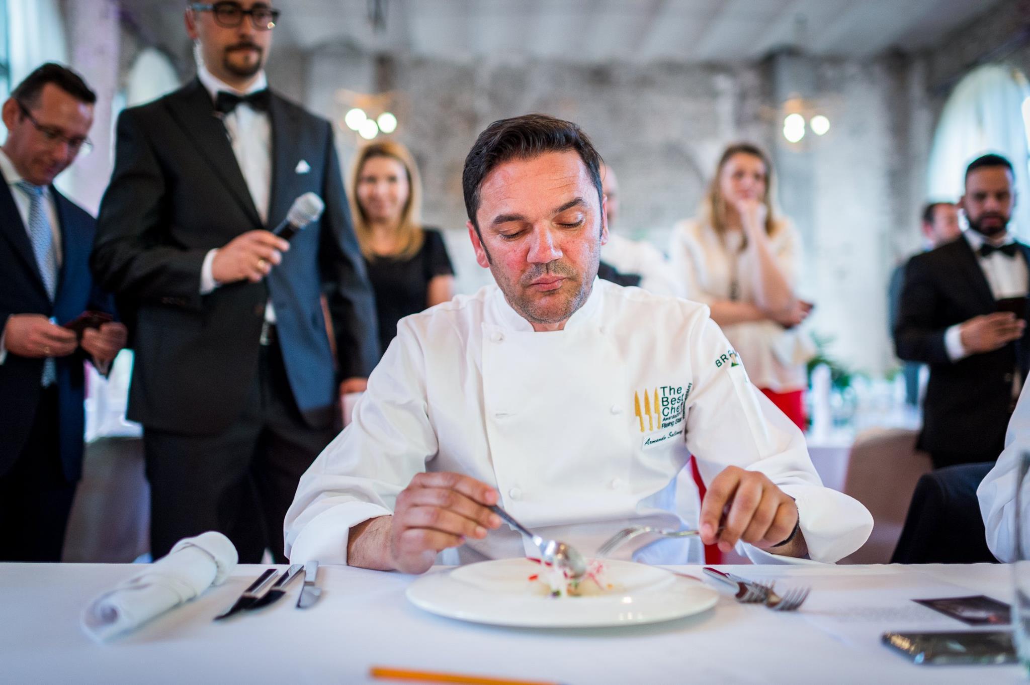 Szef restauracji w Radisson Blu Resort już planuje menu
