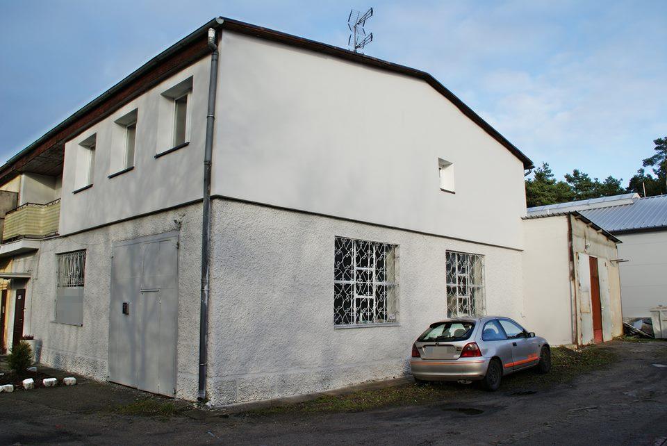 Atrakcyjny budynek użytkowy