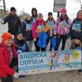 Bałtycka Odyseja ruszyła! Ponad 100 osób zebrało na plażach pół tony śmieci w dwa dni!