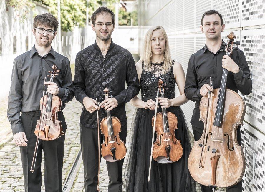 Baltic Neopolis Quartet w Yorku
