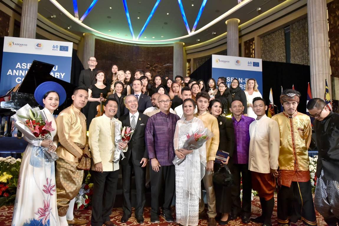 Baltic Neopolis Orchestra wystąpiła w Dżakarcie