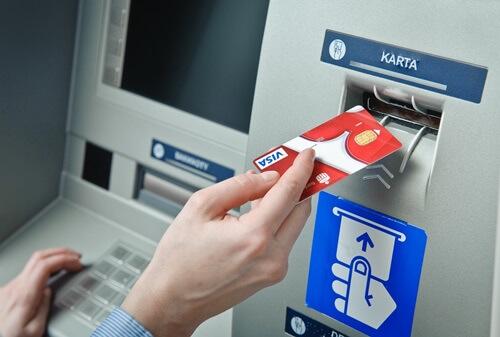 Świnoujście. Znaleziono kartę do bankomatu