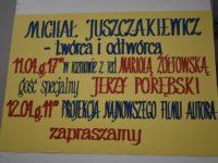 Świnoujście - spotkanie z Michałem Juszczakiewiczem