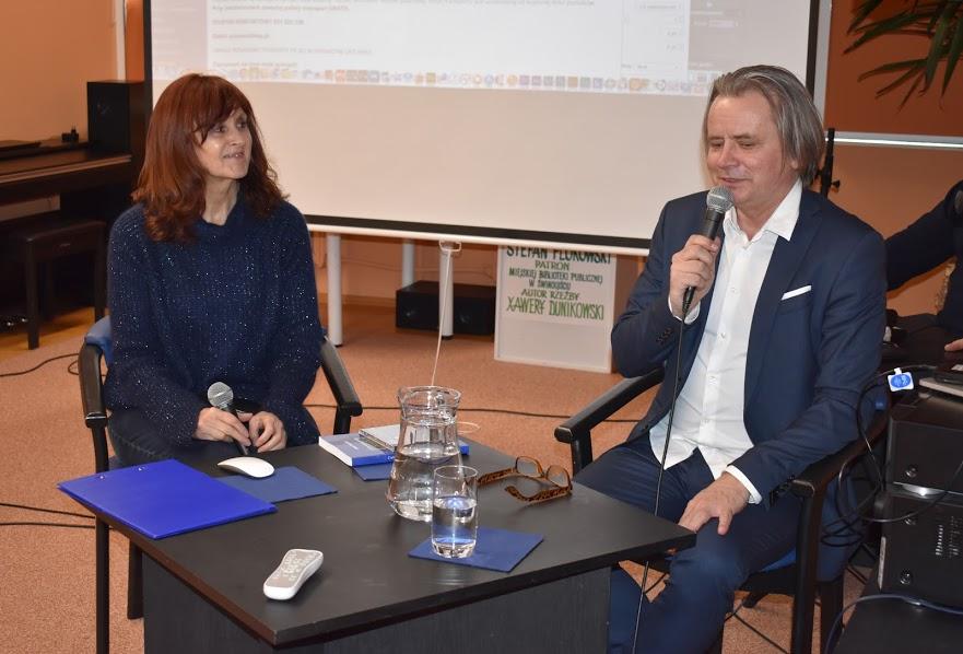 Świnoujście – spotkanie z Michałem Juszczakiewiczem