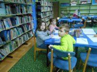 Ferie w Miejskiej Bibliotece Publicznej - poniedziałek