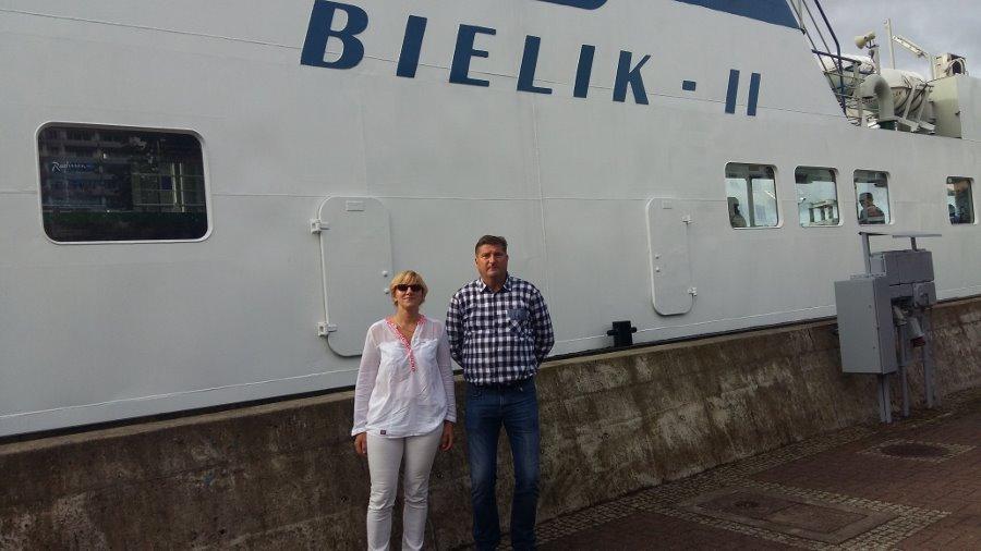 Prezydent miasta podjął inicjatywę Grupy Morskiej