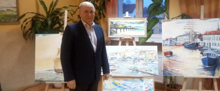 Wystawa prac Bronisława Pietkiewicza