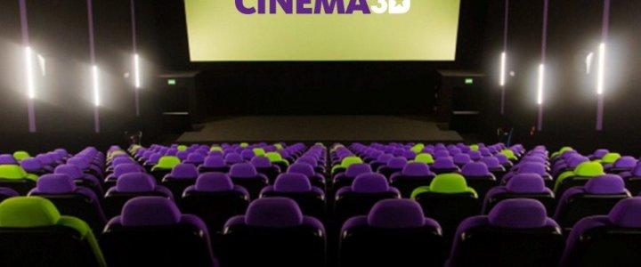 Kina sieci Cinema3D są otwarte!