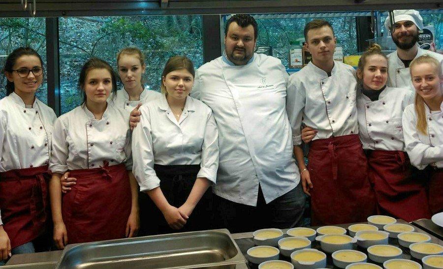 Świnoujście – kolejne warsztaty kulinarne w Grodnie