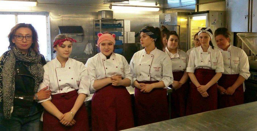 Świnoujście. Warsztaty kulinarne na promie Unity Line
