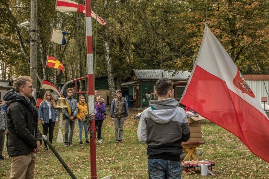 Świnoujście. Zakończenie Sezonu Żeglarskiego 2019.