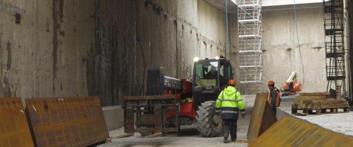 """Świnoujście buduje tunel. Rusza montaż wielkiego """"kreta""""."""