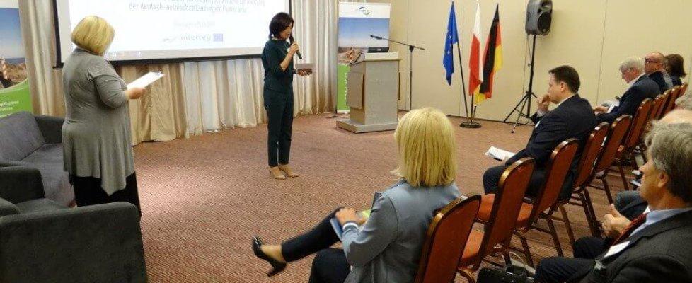 Świnoujście. Polsko- Niemieckie Forum Przedsiębiorców za nami.