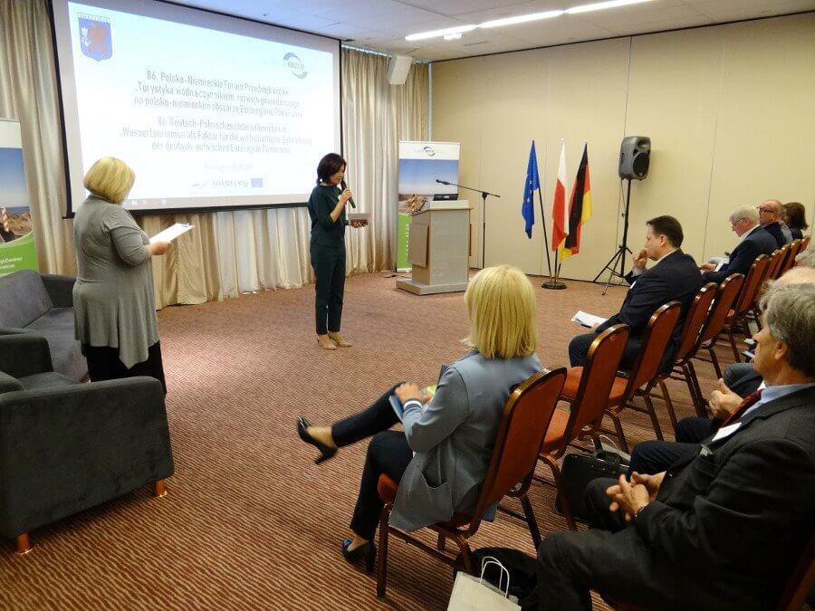 Świnoujście. Polsko- Niemieckie Forum Przedsiębiorców za nami